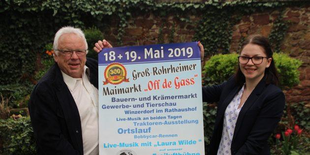 Winzerdorf und Bobbycar-Rennen
