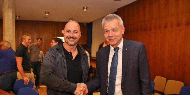 Gottfried Störmer erneut zum Bürgermeister gewählt