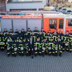 Für Sie im Einsatz: Die Feuerwehr Lampertheim. Foto: oh
