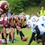 America Football liegt im Trend – am 30. Juni laden die Redskins zum Family & Game Day ein. Foto: oh