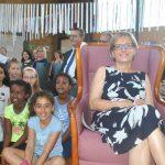 Grand Dame der Lampertheimer Schulkultur verabschiedet