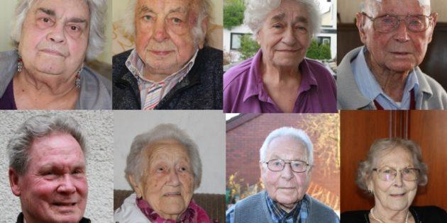 BUZ: Zeitzeugen berichten von ihren persönlichen Erinnerungen an den Zweiten Weltkrieg. Foto: oh