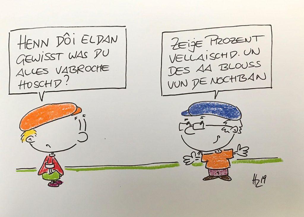 Kalle & Mônners: Huubschrauwaeldan