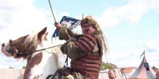 Spannende Reise in die Welt der Ritter und Wikinger