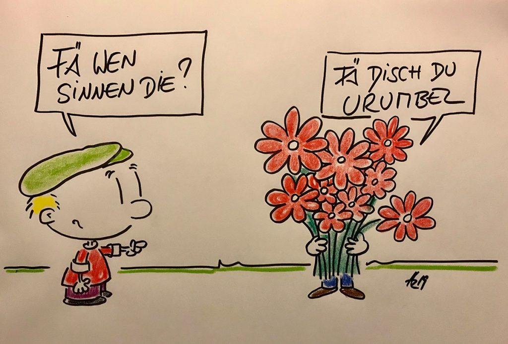 "Kalle & Mônners: ""Gebôddsdag"""