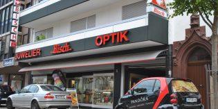 56 Jahre Juwelier & Optik Bisch GmbH