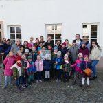 Der Kindertag der Lukasgemeinde startete gut gelaunt ins neue Jahr. Foto: oh
