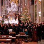 Der Lampertheimer Gospelchor Ephata feierte seinen 15. Geburtstag mit einem besonderen Konzert. Foto: oh