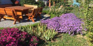 Dank Stefans Gartenservice wird auch Ihr Garten zum Traumgarten und zum blühenden Paradies – Neuanlagen von Gärten sind dabei die Spezialität des kompetenten Teams. Foto: oh