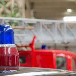 Brand auf Wertstoffhof ruft Feuerwehr und Polizei den Plan