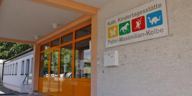 Die Stadt Bürstadt wird den Ausbau der Katholischen Kindertagesstätte Pater Maximilian Kolbe in Bobstadt nicht mit 1,6 Millionen Euro finanzieren. Foto: Hannelore Nowacki