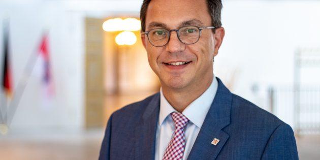 Sieht die Schulen gut für den Start nach den Ferien vorbereitet: Landtagsabgeordneter Alexander Bauer. Foto: oh