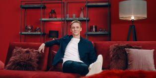 Matthias Schweighöfer – das neue Gesicht für XXXLutz. Foto: oh