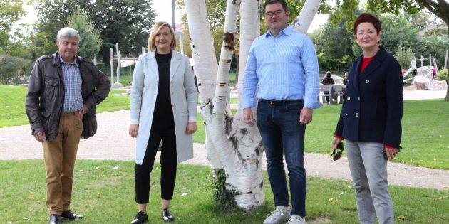 Mit einem starken Team für Bürstadt möchte die CDU zur Kommunalwahl 2021 antreten. Foto: oh