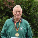 Heinz Janson holt Bronze im Dreikampf