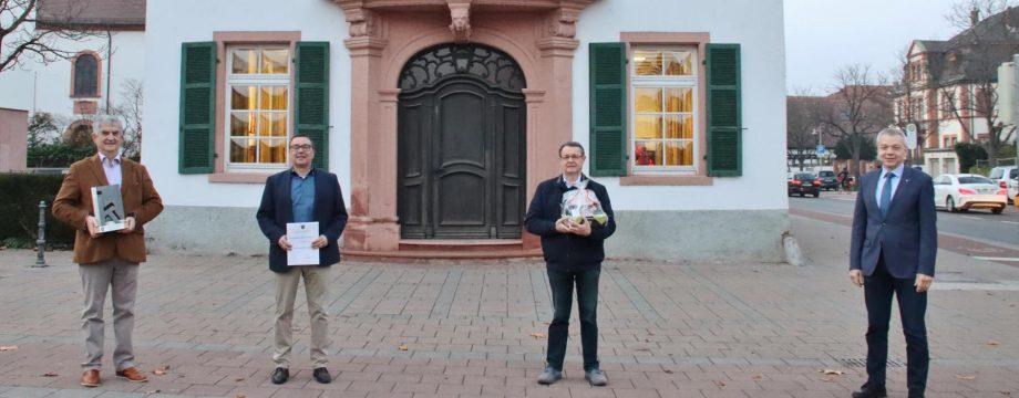 """""""Kulturbotschafter der Stadt Lampertheim"""" mit sozialem Engagement"""