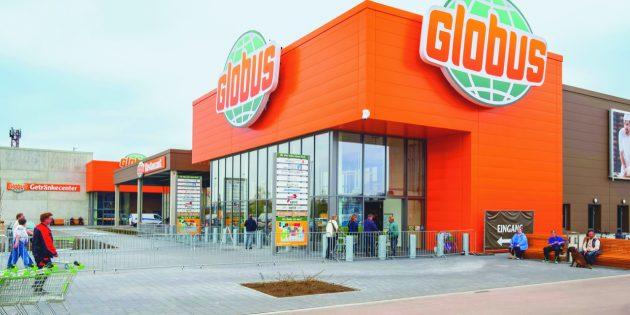 Globus Kunden können bald in allen Globus Märkten PAYBACK Punkte sammeln. Foto: Globus SB Warenhaus