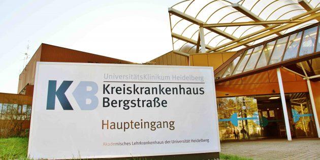 Mithilfe einer Zukunftssicherungsvereinbarung soll sich aus dem Kreiskrankenhaus Bergstraße ein Klinikum entwickeln. Foto: Kreiskrankenhaus Bergstraße/Thomas J. Zelinger