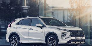 Autohaus Edgar Schmitt in Lorsch ist nach Terminabsprache wieder für Sie geöffnet – und präsentiert den neuen Mitsubishi Eclipse Cross Hybrid. Foto: Mitsubishi