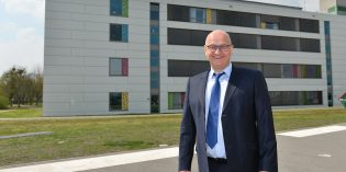 Der neue Leiter der Kinderklinik Worms: Prof. Knuf. Foto: Klinikum Worms, Pakalski