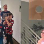 """Zahlreiche Bilder vom """"Home-Ostereierschießen"""" wurden von den Teilnehmern eingesandt. Foto: oh"""