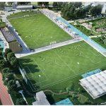 So soll der Bildungs- und Sportcampus in Bürstadt einmal aussehen – im April erfolgt der Start der Baumaßnahmen. Foto: oh