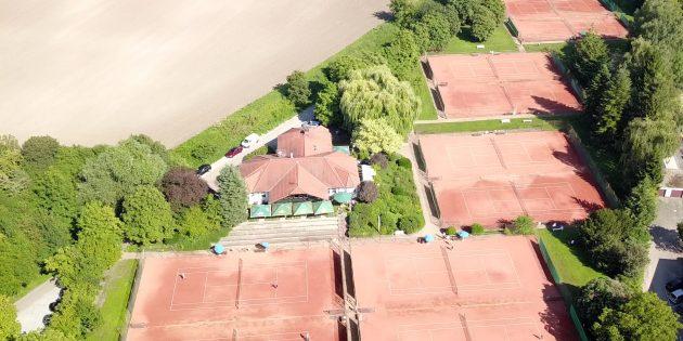 Die Tennisplätze des TC Bürstadt sind zum Spielen bereit – allerdings gilt es entsprechende Corona-Regeln einzuhalten. Foto: oh
