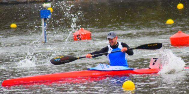 Simon Specht konnte sich im C-Finale über 1.000 Meter über einen guten fünften Platz freuen. Foto: oh