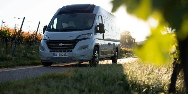 Mit dem Camper Eliseo kann man die perfekte Kombination aus flexiblem Van-Lifestyle und höchstem Komfort auf kompaktem Raum genießen. Foto: Bürstner