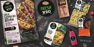Mit Globus FRESH 'N' GO genießen Globus-Kunden jederzeit abwechslungsreiche Frische und besten Geschmack. Foto: Globus SB-Warenhaus