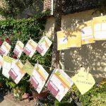 """Nach der Aktion """"Begehbares Kochbuch"""" laden die Hofheimer Landfrauen am 23. Juni zum Vortrag """"Bienenfreundlicher Garten"""" ein. Foto: oh"""