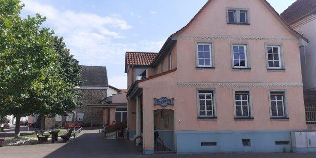 Die CDU Groß-Rohrheim sieht im Untergeschoss des Treff 21 vielfältige Nutzungsmöglichkeiten. Foto: oh
