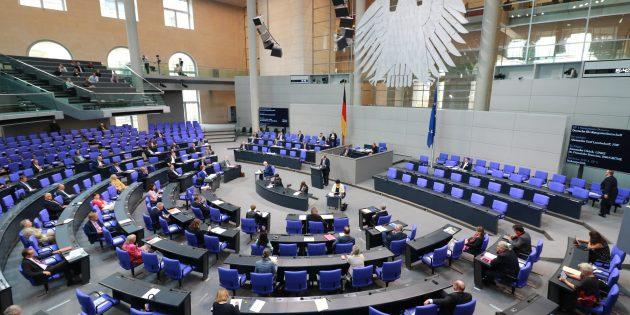 Am 26. September wird der neue Bundestag gewählt. Schülerinnen und Schüler des Litauischen Gymnasiums präsentieren im Vorfeld zur Bundestagswahl 2021 wichtige Begriffe. Foto: www.pixabay.com