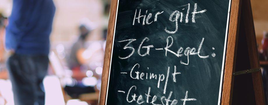 3G oder 2G – viele Gastronomen und Kultureinrichtungen haben jetzt die Wahl und können dank der Lockerungen speziell im Bereich 2G wieder öffnen. Foto: www.pixabax.com
