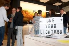 """1 Jahr """"Lichtbox"""" 003"""