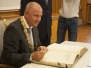 Amtseinführung Oberbürgermeister Adolf Kessel am 1. Juli