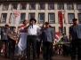 Backfischfest-Eröffnung auf dem Marktplatz am 25. August