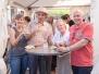Die Osthofener Weinmeile wurde am Freitagabend eröffnet