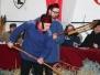 Dreikönigsdreschen am 13. Januar in Westhofen