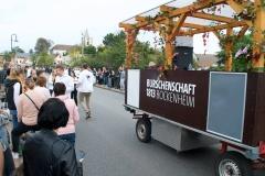 Eindrücke vom Winzerfest-Sonntag in Bockenheim 2019 001