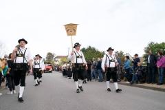 Eindrücke vom Winzerfest-Sonntag in Bockenheim 2019 005