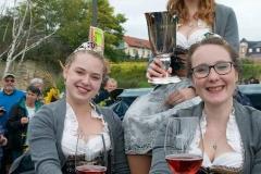 Eindrücke vom Winzerfest-Sonntag in Bockenheim 2019 020