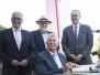 Jahresempfang und Verabschiedung von Oberbürgermeister Michael Kissel am Herrnsheimer Schloss am 28. Juni