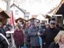 Nikolausmarkt in Leiselheim am 7. Dezember