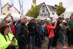Proklamation der Bechtheimer Weinritterin Christine Westermann am 7. September 2019 011