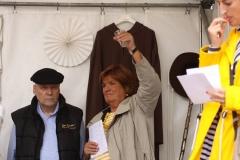 Proklamation der Bechtheimer Weinritterin Christine Westermann am 7. September 2019 017