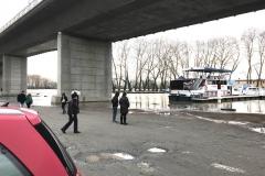 Rheinhochwasser am 7. Januar 2018 008