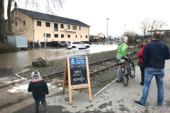 Rheinhochwasser am 7. Januar 2018 010