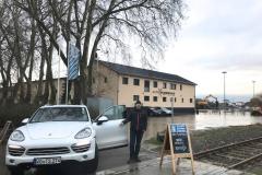 Rheinhochwasser am 7. Januar 2018 012