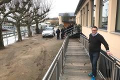 Rheinhochwasser am 7. Januar 2018 018